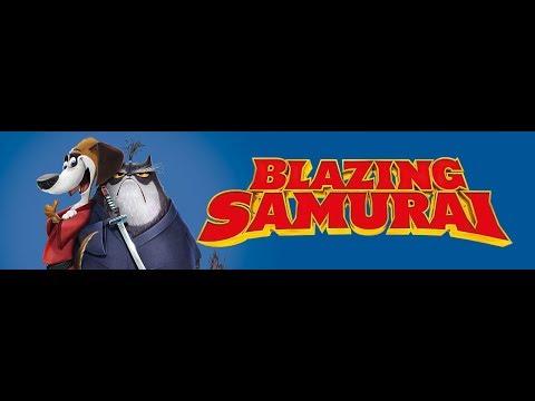 Смотреть мультфильм blazing samurai