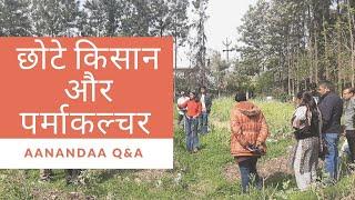 Q&A | छोटे किसान पर्मकल्चर की खेती कैसे कर सकते है? Small farmers & permaculture (ENGLISH SUBTITLES)