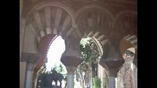 La Alcazaba de Málaga .