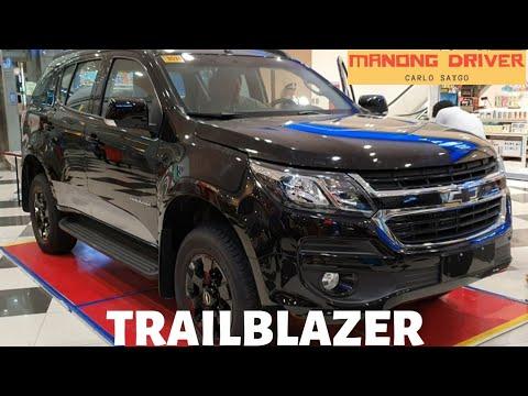 Chevrolet Trailblazer Black Edition 2 8 2019 Youtube