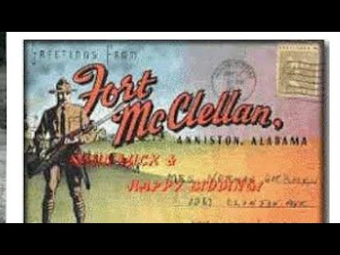 Fort McClellan Old Army Base