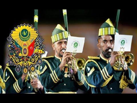 'Ceddin Deden' by Pakistan Army - Ottoman Empire Song