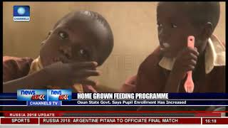 Osun Govt Credits Home Grown School Feeding Programme For Increased Pupil Enrollment