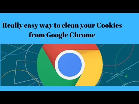 Clear Cookies On Google Chrome In Less Than 2 Minutes