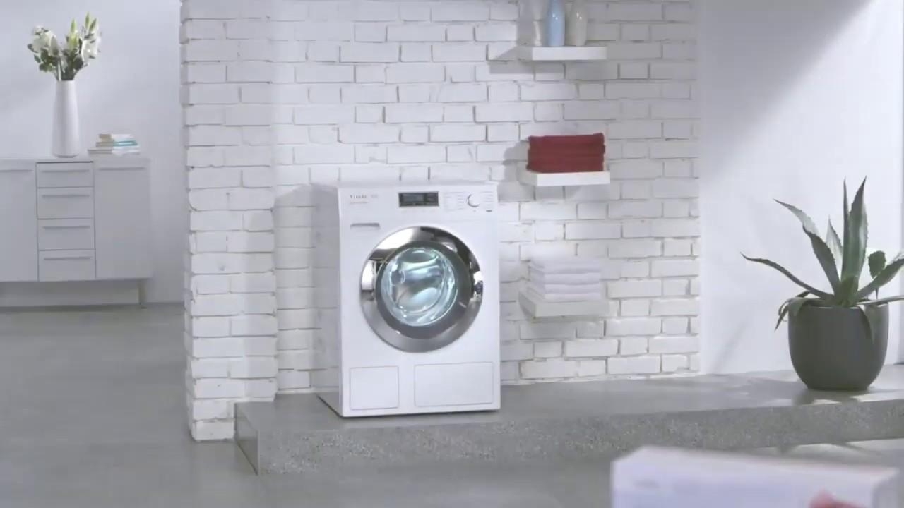 video Masina de spalat rufe Miele