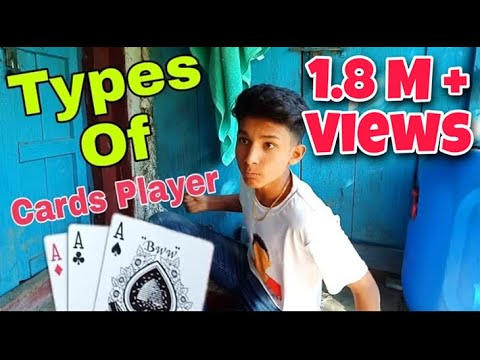 TYPES OF CARD PLAYERS IN DASHAIN | GANESH GD