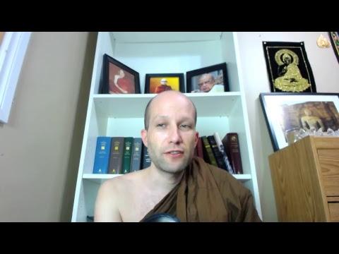 Evening Dhamma Q&A - Sept. 27, 2017