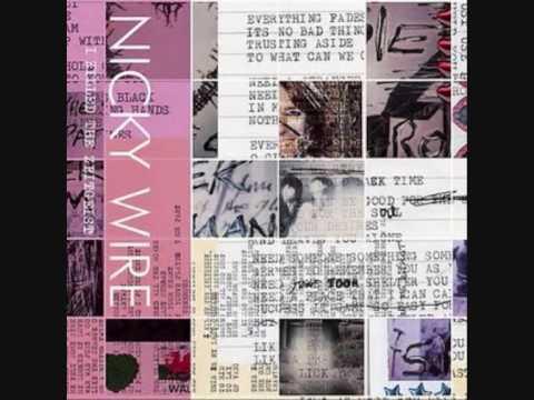 Nicky Wire- Sehnsucht music