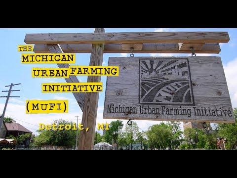 MUFI - Building Community Through Urban Farming