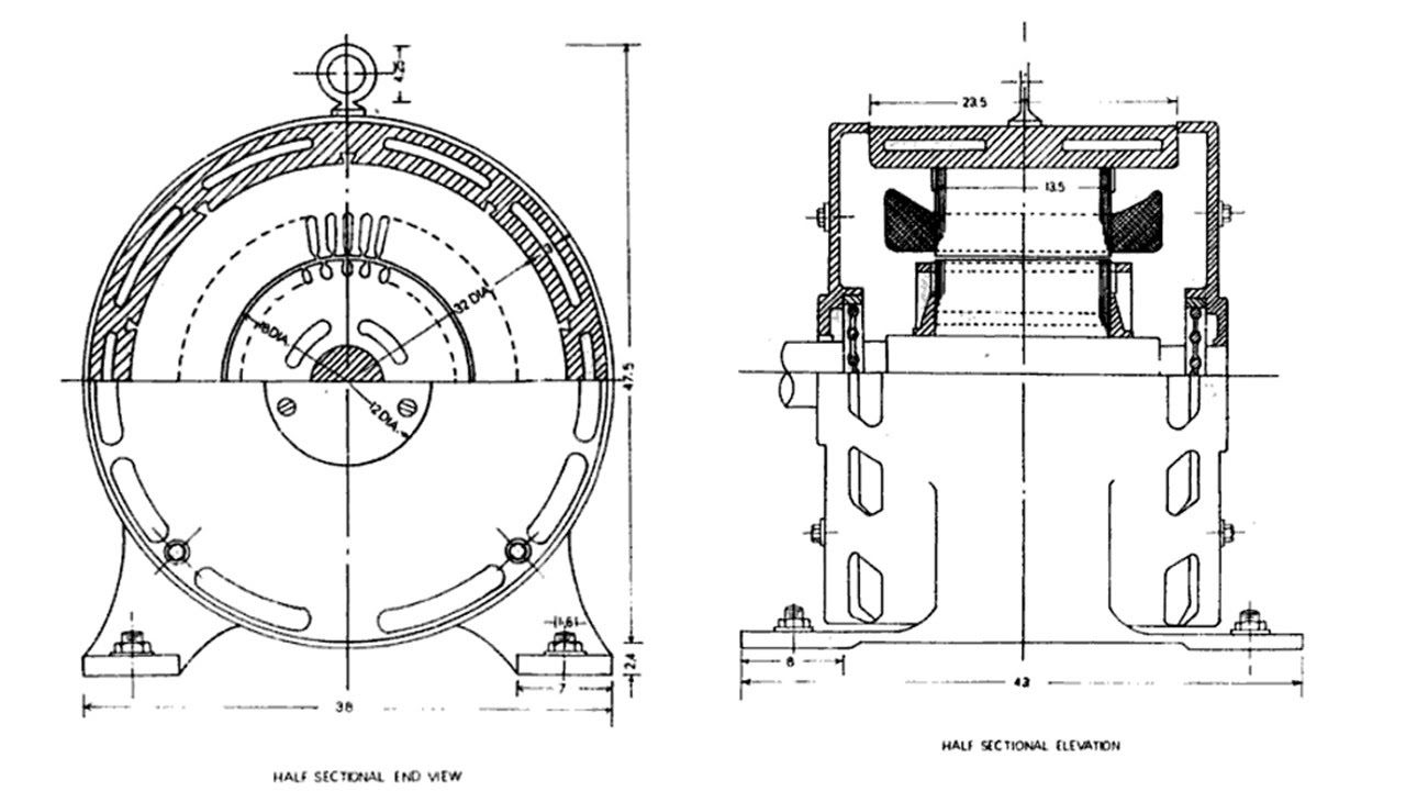 slip ring induction motor working principle pdf