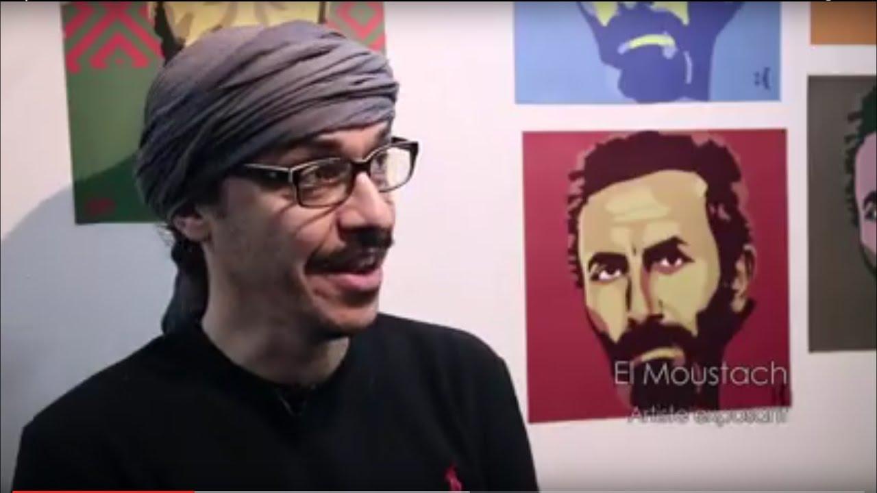 Exposition El Moustach au Sous-Marin