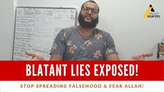 Disproving Ahmadiyya with One Argument - Mohammed Hijab Exposed