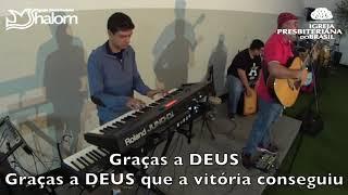 GRAÇAS A DEUS | Asaph Borba | Voz, violão, Teclado & Percussão