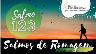 Clamando pela compaixão divina  (Salmo 123) | Marcos Danilo de Almeida | 20/abr/2021