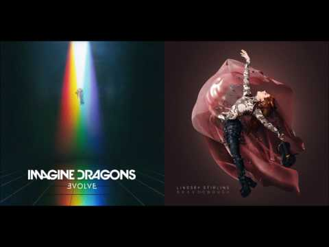 Lost Believer Mashup  Imagine Dragons & Lindsey Stirling