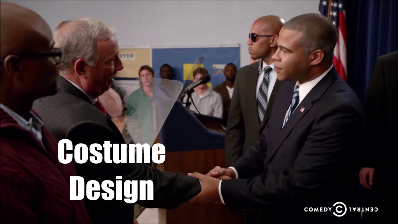 Obama meets the Game of Thrones crew- Key and Peele