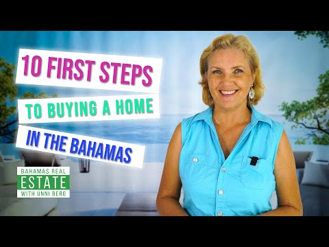 Bahamas Real Estate | The 10 First Steps To Buying A Home In The Bahamas