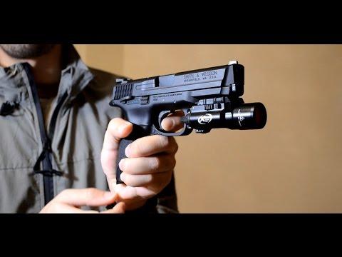 Обзор страйкбольного пистолета Tokyo Marui M&P9. Наверное, лучший пистолет на рынке!