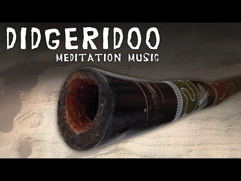 Didgeridoo Meditation Music For Relaxation Healing & Trance
