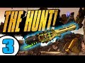 HIVE & SKULLMASHER!!! - THE HUNT DAY 3 - Funny Moments & Legendary Loot!!