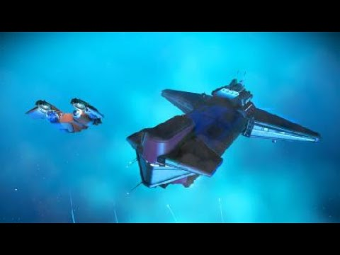 Game Mode Interview: No Man's Sky NEXT multiplayer, PVP and new frieghter images!