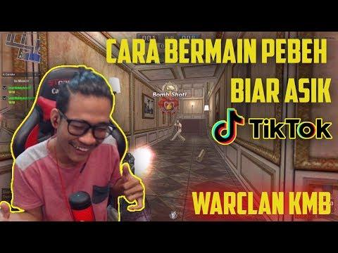 WAR BERSAMA RAZIF ANAK TIKTOK // Point Blank Zepetto Indonesia