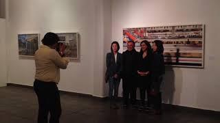 Expone Heungmo Kim en la Galería de la Ciudad de Tijuana