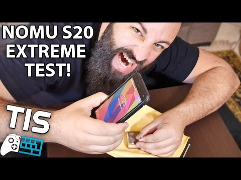 To Αθάνατο Smartphone! - Nomu S20 Extreme Test!