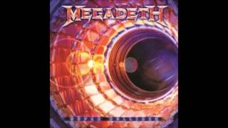 Megadeth - The Blackest Crow