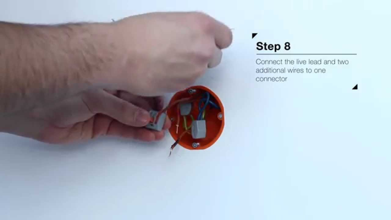 Fibaro Roller Shutter 2 Installation Youtube Led Rocker Switch Wiring Diagram