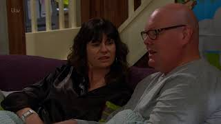 Chas Tells Paddy to Get Rid of Marlon - Emmerdale