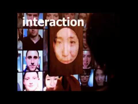 Investigating Human Identity Using The idMirror Interactive Installation