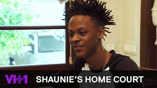 Shaunie O'Neal & Myles Have The Sex Talk | Shaunie's Home Court