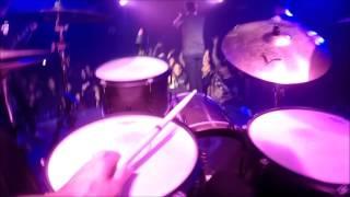 Capsize | XX (Sew My Eyes) | Drum Cam
