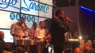 Tres Semanas-Yiyo Sarante en salsa con fuego NYC