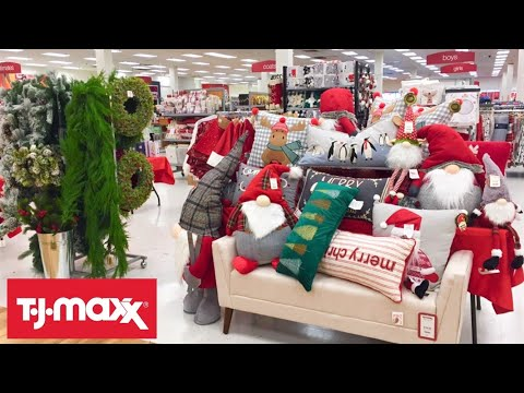 tj-maxx-christmas-decorations-home-decor-accent-furniture-shop-with-me-shopping-store-walk-through