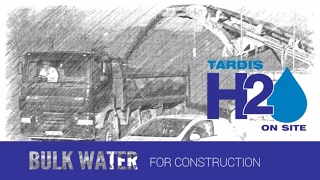 Tardis Environmental - Bulk water for construction