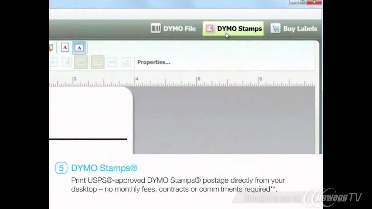 DYMO LabelWriter 4XL, 4 00