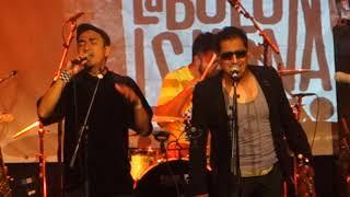 La Bolonchona - live at Freedom Sounds Festival 2015