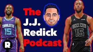 Kemba Walker on His Upcoming Free Agency and The Best Guards in The NBA | The J.J. Redick Podcast