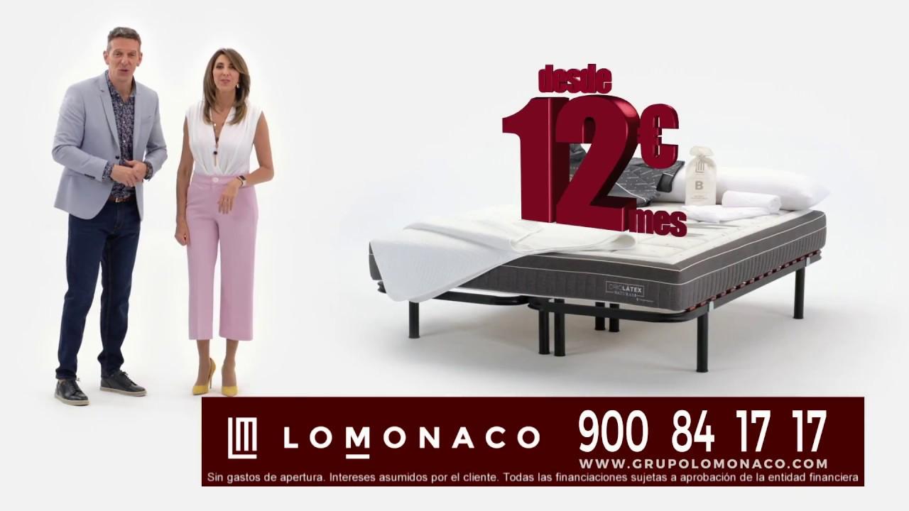 Oferta De Verano De Colchones Lo Monaco 2018 Youtube