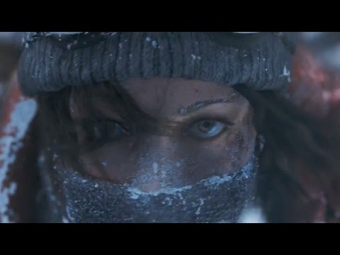 Rise of the Tomb Raider Cinematic Trailer - E3 2015 Preview (Timed Xbox One & Xbox 360 Exclusive)