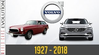 W.C.E - Volvo Evolution (1927 - 2018)
