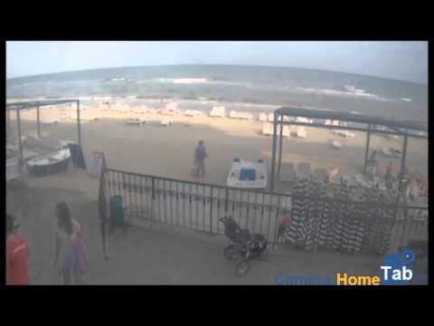 Веб-камера онлайн База отдыха Пересыпь, Кирилловка - Camera.HomeTab.info