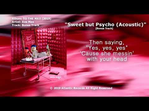 ava max sweet but psycho album