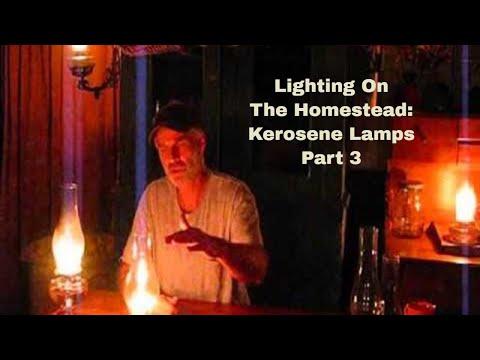 Kerosene Lamps Part3