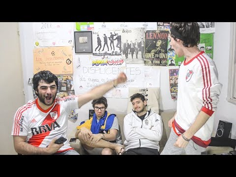 River vs Atlas | Copa Argentina 2017 | Reacciones AMIGOS
