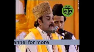 Amjad Sabri Qawwal - Matware tore naam ke hum aur nahi kuch kaam ke