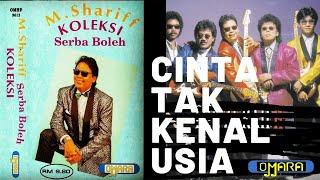 M. Shariff iringan The Zurah II - Album Omara Lagu - Cinta Tak Kenal Usia