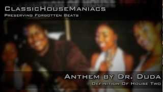 Dr. Duda - Anthem
